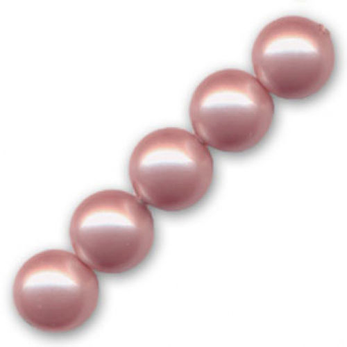 Swarovski Pearl 4mm - Powder Rose Pearl x20